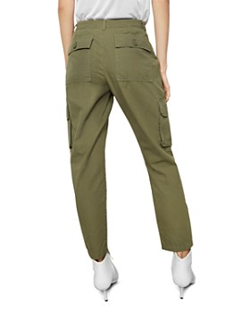 Anine Bing - Cropped Cargo Pants