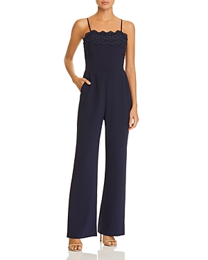 Adelyn Rae WIDE LEG JUMPSUIT