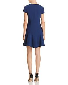 Amanda Uprichard - Hudson Flounced Dress