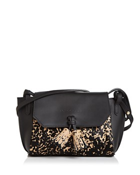 a9b80b7d66a1 Longchamp - Penelope Gaucho Medium Calf Hair Crossbody ...