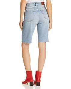 Anine Bing - Gigi Denim Shorts