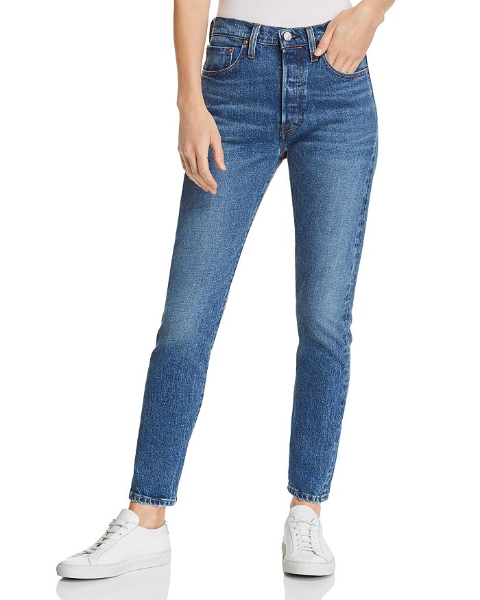 San Francisco fdd90 084e7 501 Skinny Stretch Jeans in We The People