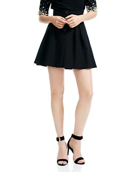 Maje - Jioma Flared Mini Skirt