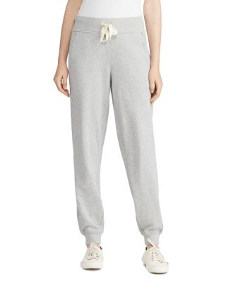 Heathered Jogger Pants by Lauren Ralph Lauren