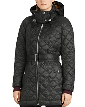 Burberry - Baughton Quilted Coat
