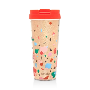 ban. do Hot Stuff Deluxe Confetti Thermal Mug