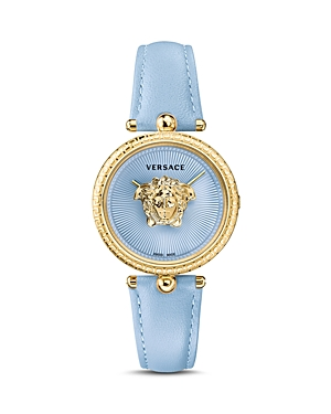 Versace Collection Palazzo Empire Blue Watch, 34mm