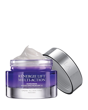 Lancome Renergie Lift Multi-Action Lifting & Firming Day Cream Spf 15 2.6 oz.