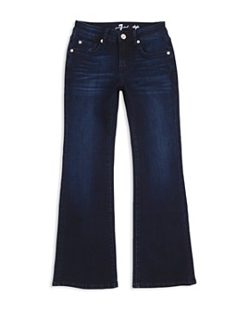 7 For All Mankind - Girls' Flared Dojo Stretch Jeans - Big Kid