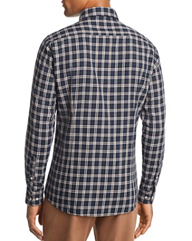 Barbour - Stapleton Country Check-Print Tailored Fit Button-Down Shirt