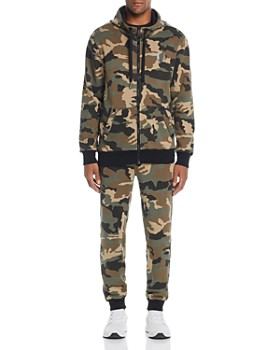 True Religion - Big T Camouflage-Print Sweatpants