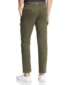 BOSS - Sedos Cropped Skinny Fit Cargo Pants