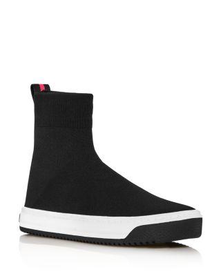 Dart Knit Sock Sneakers