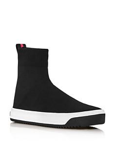 MARC JACOBS - Women's Dart Knit Sock Sneakers