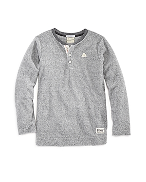 Scotch Shrunk Boys' Henley - Little Kid, Big Kid