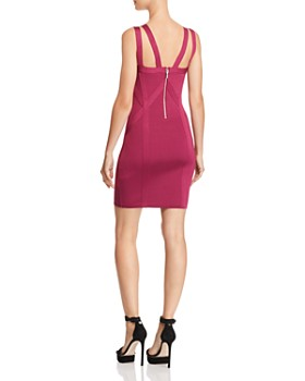 GUESS - Mirage Strappy Body-Con Dress