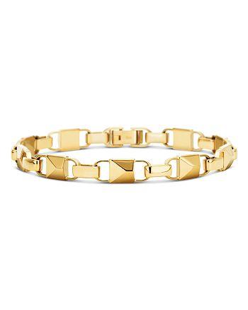 Michael Kors - Mercer Link 14K Gold-Plated Sterling Silver Bracelet