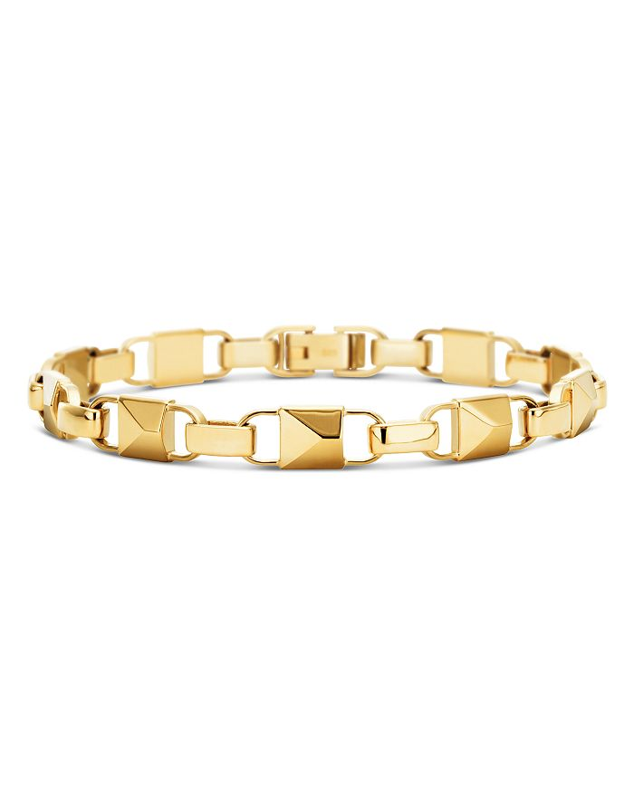 Michael Kors - Mercer Link 14K Gold-Plated Sterling Silver Bracelet