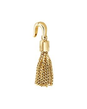 Michael Kors - Custom Kors 14K Gold-Plated Sterling Silver Tassel Charm