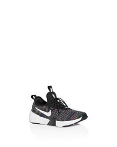 Nike - Girls' Ashin Modern SE Knit Lace Up Sneakers - Big Kid