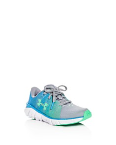 Under Armour - Boys' X-Level ScramJet Lace Up Sneakers - Toddler, Little Kid