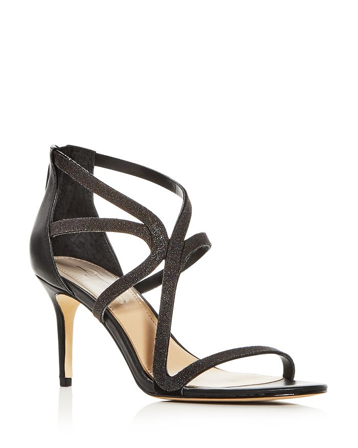 781ac76231 Imagine VINCE CAMUTO Women's Petara Mid-Heel Sandals | Bloomingdale's