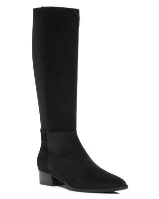 Women's Finola Weatherproof Block Heel Riding Boots by Aquatalia