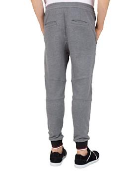 The Kooples - Tricolored-Cuff Regular Fit Sweatpants