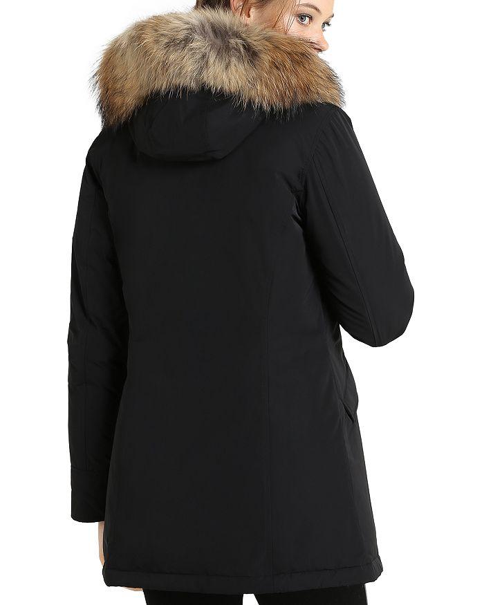 35b8f07d8c7f37 WOOLRICH JOHN RICH & BROS Fur Trim Luxury Arctic Parka   Bloomingdale's