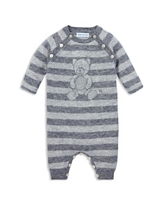 Ralph Lauren - Boys' Bear Striped Coverall - Baby