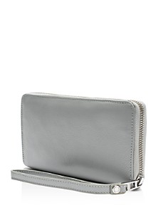 Zadig & Voltaire - Compagnon Medium Leather Wallet