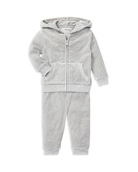 Ralph Lauren - Boys' Velour Hoodie & Pants Set - Baby