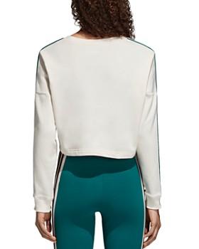 adidas Originals - Adibreak Cropped Sweatshirt