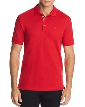 35b107c8 Red Men's Designer Polo Shirts: Short & Long Sleeves - Bloomingdale's