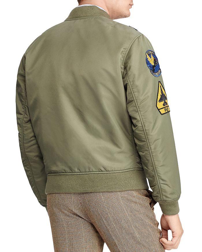 Bloomingdale's Reversible Jacket Polo Ralph Lauren Bomber HqxgAx