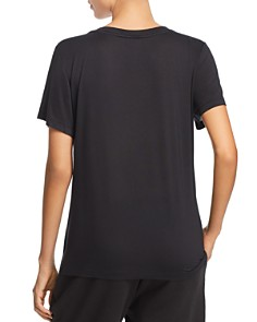 Calvin Klein - Form Lounge Short Sleeve V-Neck Tee
