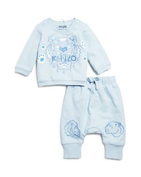 Kenzo - Boys' Embroidered Tiger Sweatshirt & Sweatpants - Baby