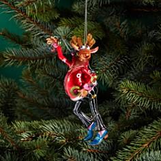 Bloomingdale's Dancing Mr. Reindeer Ornament - 100% Exclusive_0