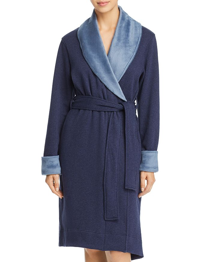 3898253131 UGG® - Duffield II Double-Knit Fleece Robe