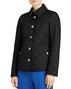 Burberry Quilted Jacket Bloomingdale S