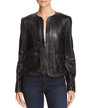 Rebecca Taylor - Leather Jacket