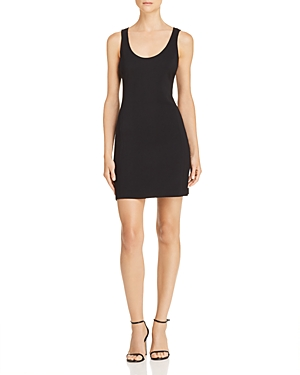Elizabeth and James Moss Mini Dress