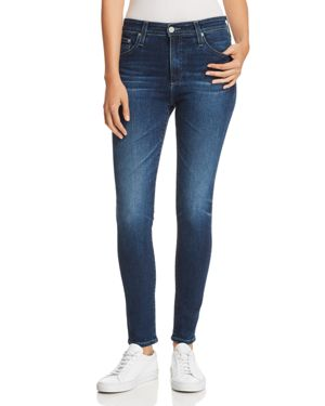 Ag Farrah Ankle Skinny Jeans in 4 Years Deep Willow 3082275