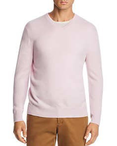 The Men's Store at Bloomingdale's - Cashmere V-Neck Sweater - 100% Exclusive