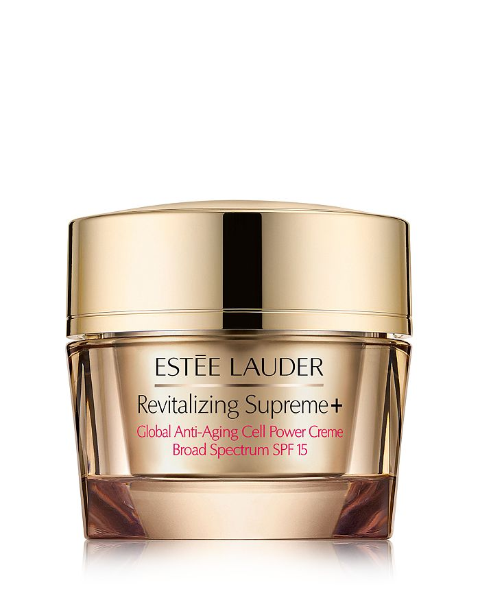 Estée Lauder - Revitalizing Supreme+ Global Anti-Aging Cell Power Crème SPF 15