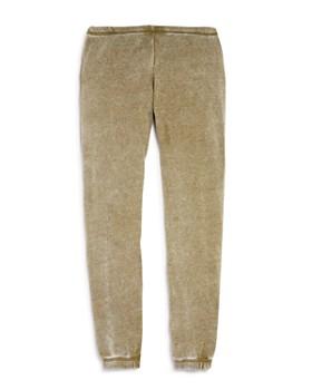 Vintage Havana - Girls' Sweatpants with Stars & Athletic Stripes - Big Kid
