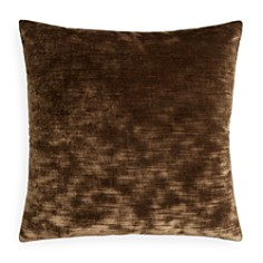 "Frette - Vintage Velvet Decorative Pillow, 20"" x 20"" - 100% Exclusive"