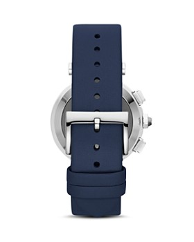 Tory Burch - The Classic T Blue Strap Hybrid Smartwatch, 36mm