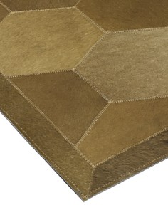 Solo Rugs - Cowhide Hand-Knotted Area Rug Collection