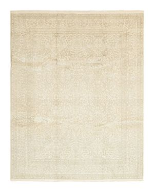 Solo Rugs Jaipur 1 Hand Knotted Area Rug, 8' x 10' 2